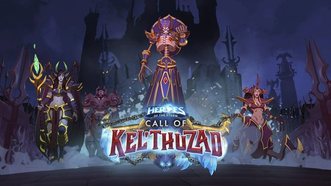 Heroes of the Storm balance changes nerf Kel'Thuzad