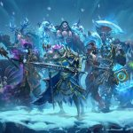 Death Knight Hero cards removed from Hearthstone Arena