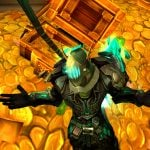Lightsworn: Legion's healing trinkets