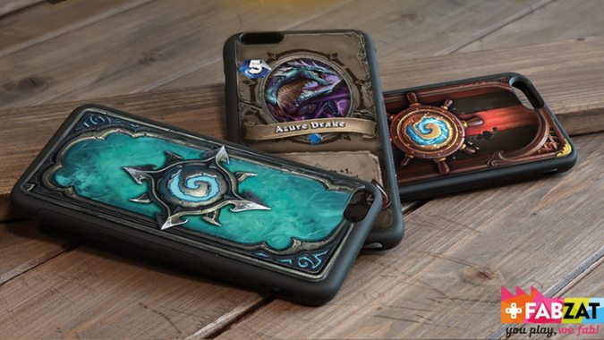 the latest b5760 255f0 Protect your phone with these 3D printed Hearthstone cases