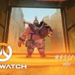 Witness Junkrat and Roadhog's first meeting in Overwatch Wasted Land comic