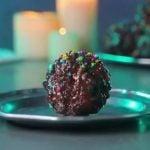 Be wary of Dr. Junkenstein's Halloween popcorn ball recipe