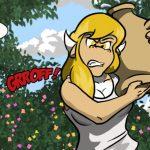 Webcomic Wrapup: Grunt work