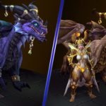 Alexstrasza's in-development video reveals more skins, plus some awesome sprays