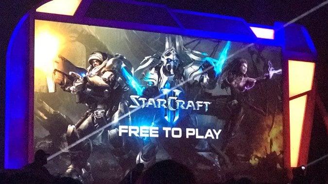 Starcraft 2 Blizzcon
