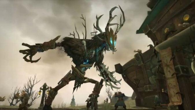 BlizzCon 2017: Interview with World of Warcraft Senior Game Designer