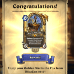 Hearthstone: Patch 9.4.0 is now live, includes Marin the Fox and more
