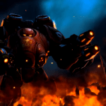 """Blaze,"" a StarCraft Firebat, is coming to Heroes of the Storm in January"