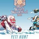 New Winter Wonderland Overwatch comic: Yeti Hunt