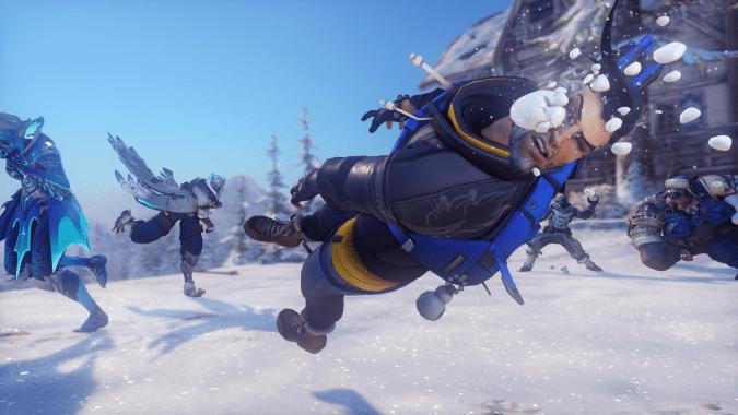overwatch winter event 2020