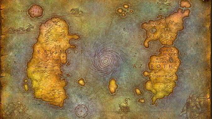 Вау Классическая Карта