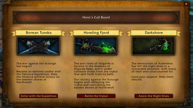 How WoW zone scaling and leveling will work in patch 7 3 5