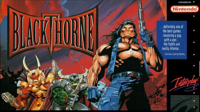 Blizzard, I want a Blackthorne...