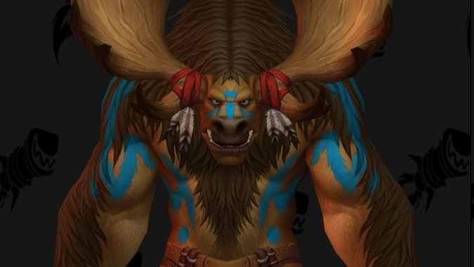 Highmountain Tauren Customization Options Offer Antlers And Eagles