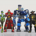 Here are all of the unique Overwatch League team skins