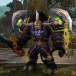 First impressions of Warriors in the Battle for Azeroth alpha