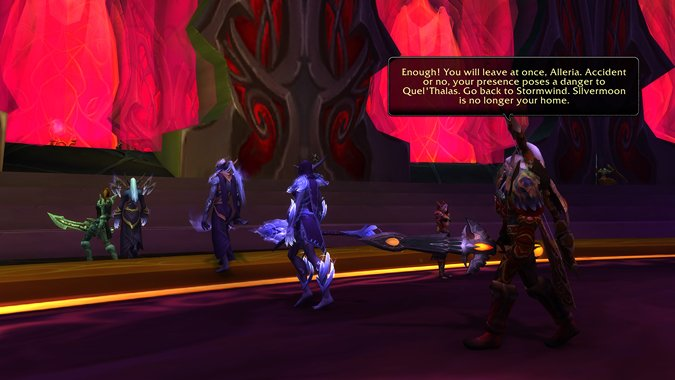 Know Your Lore: The Void Elves