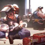 Ask your Brigitte lore questions for a new Overwatch Q&A