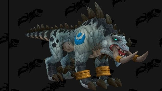 BfA's new Druids are delightful examples of nightmare