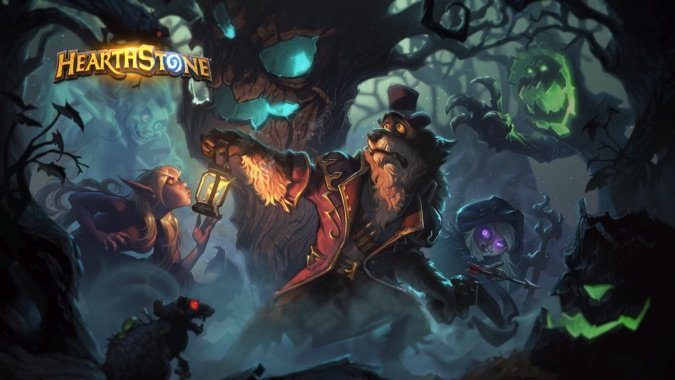 Hearthstone's The Witchwood expansion is out...