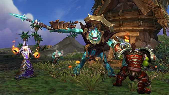Blizzard is mostly finished with class changes in Battle for
