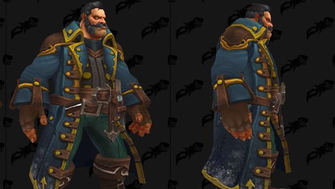 The Heritage Armor Sets Of Battle For Azeroth