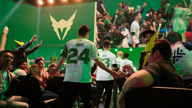 Blizzard outsourced Overwatch League jerseys, and they're kind of terrible