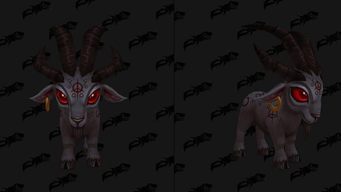 Speculation gone wild: Does this Baa'l pet hint at Diablo 2, Diablo 3, or Diablo 4...
