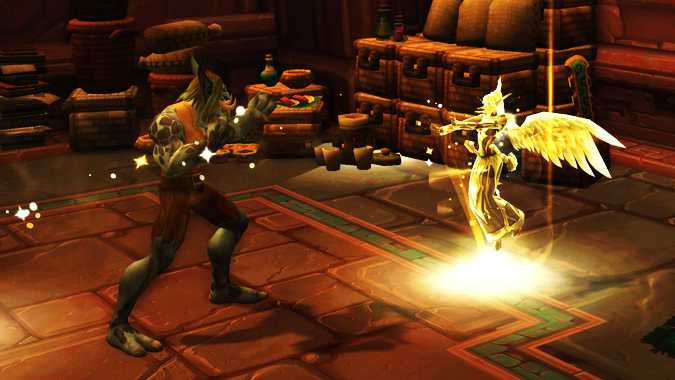 Spiritual Guidance: Holy Priest leveling in Battle for Azeroth