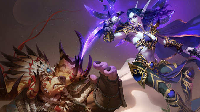 Non-subscribers can play WoW for free this weekend, but the