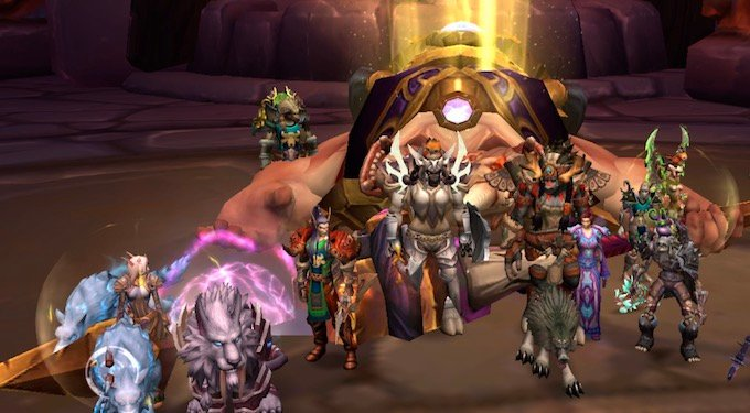 Looking for a guild? Here's how to find a great group of people