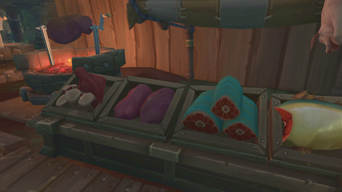 Train Bfa Cooking To 110 Without Ever Leaving Your Starting Zone