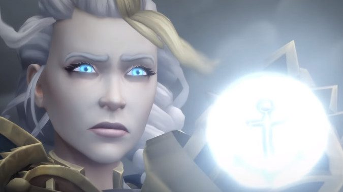 Jaina Proudmoore will troll your raid when you cast Bloodlust