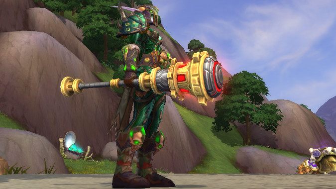 Azerite Armor revamp means we'll get more (and better