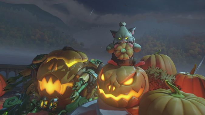 What kind of costumes would you like to see from the Overwatch Halloween...