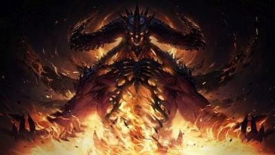 Diablo Immortal Demon