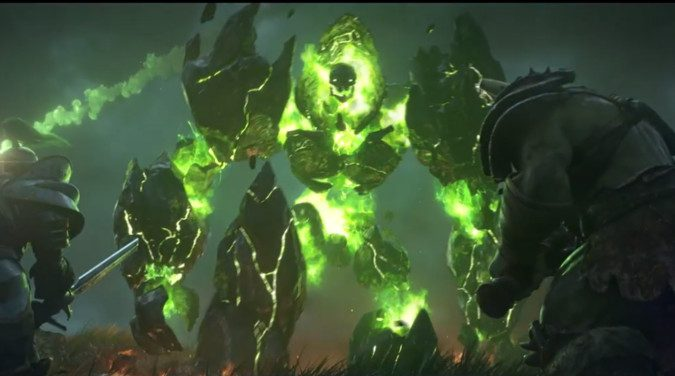 Warcraft 3: Reforged coming in 2019