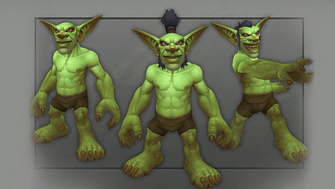 goblin model update