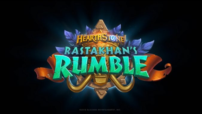 Single Player content in Hearthstone's Rastakhan's Rumble