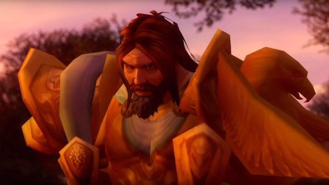 Ever wish you could see the cinematics from Warcraft 3 using