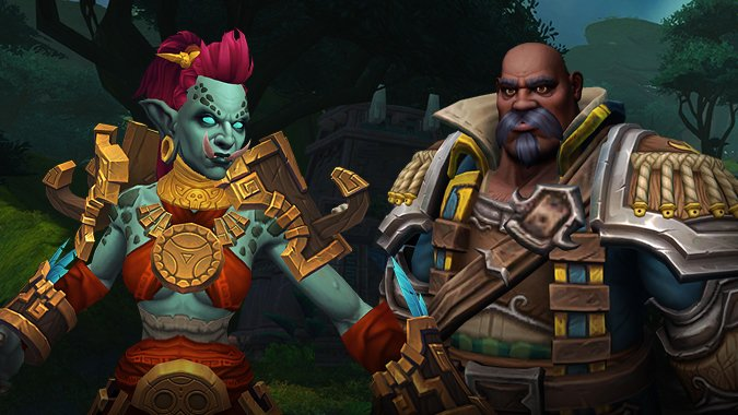 Everything you need to know about Kul Tiran and Zandalari