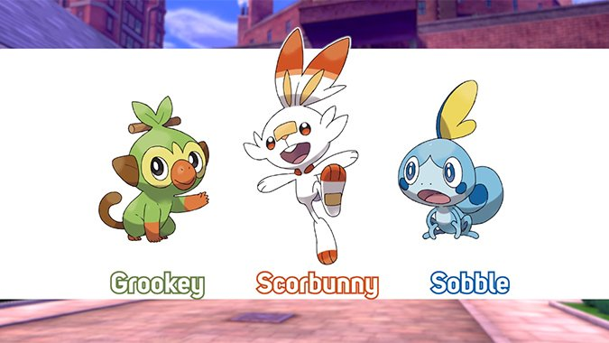 Off Topic We Rate The Three Pokemon Sword And Shield Starters