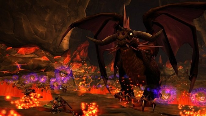 How the Alliance gets attuned to do Onyxia's Lair by doing the most epic questline in WoW...