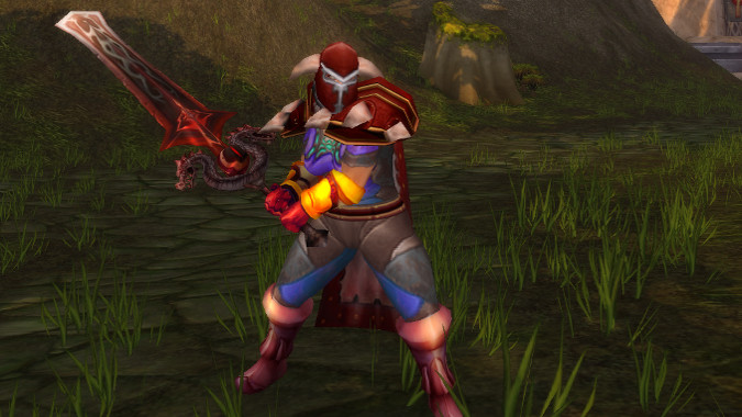 The Queue: I love my Kul Tiran Warrior