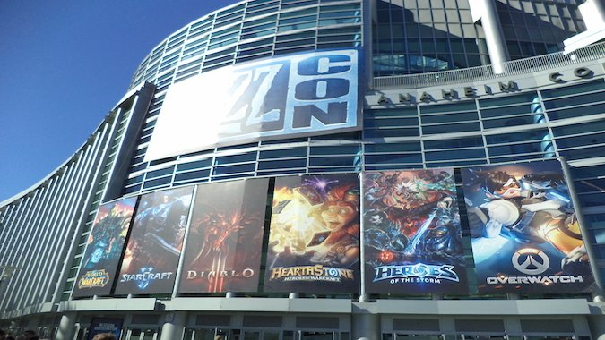 The Queue: I am going to BlizzCon