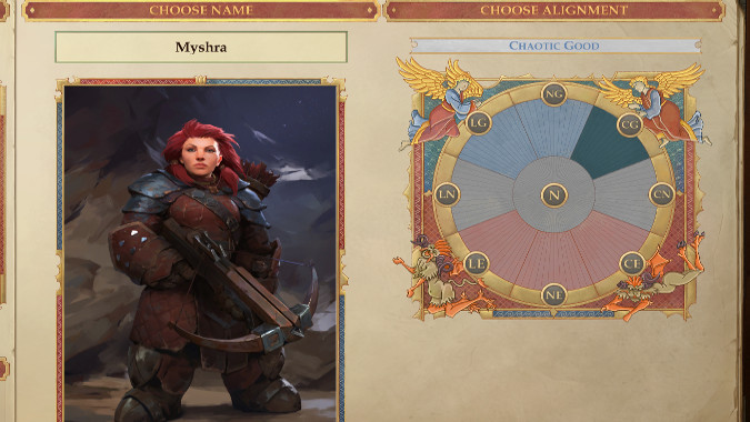 Off Topic: Pathfinder Kingmaker might just be the perfect