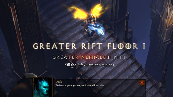Diablo 3 Rifts for beginners: how do you start one, and what to do when you get into...