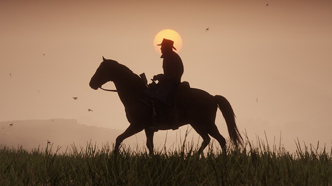 Off-Topic: Red Dead Redemption 2 is strangely at the forefront of a