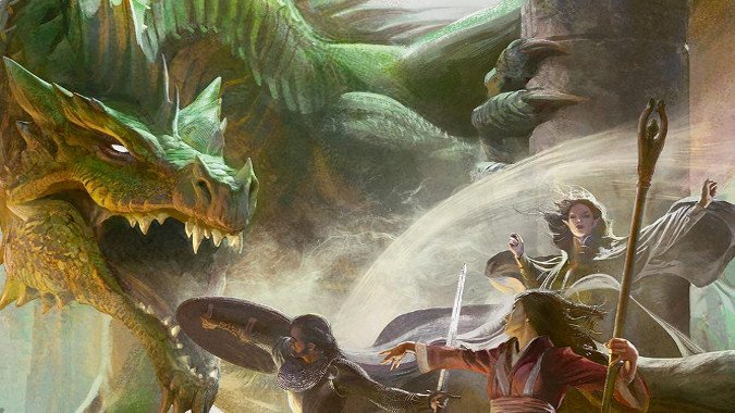 Off Topic: Dungeons and Dragons 101: a beginner's...