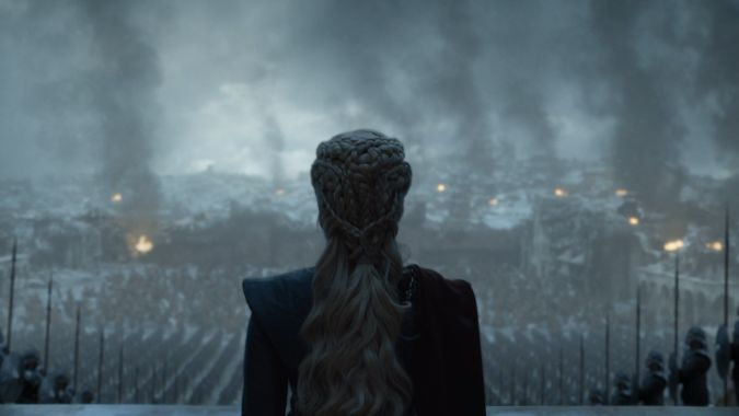 Off Topic: On the Game of Thrones series finale, we find out if the game can ever truly have a winner